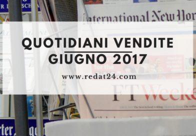 Quotidiani siciliani, i dati Ads di vendita luglio 2017