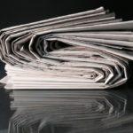 giornalismo e carta stampata