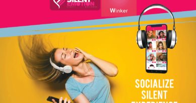 "Winker e Silent Emotion: partnership per format ""silent disco"" in chiave social"