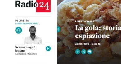 Radio24. Piante e scienza: i primati italiani