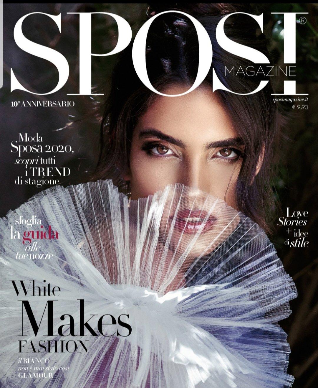 In vendita il nuovo numero di Sposi Magazine 2020 Redat24
