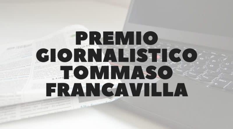 Premio giornalistico Tommaso Francavilla