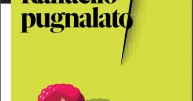 Raffaello pugnalato Marco Carminati