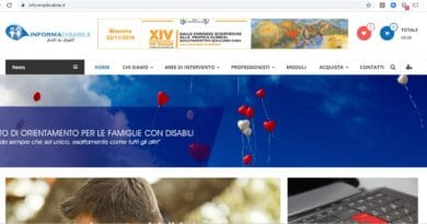 Informadisabile.it apre e-commerce specializzato