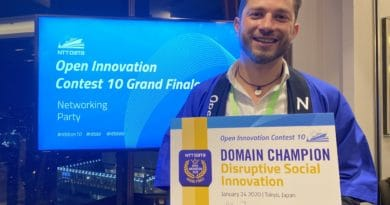 Open Innovation Contest - World finals @ Tokyo - Premiazione IGOODI