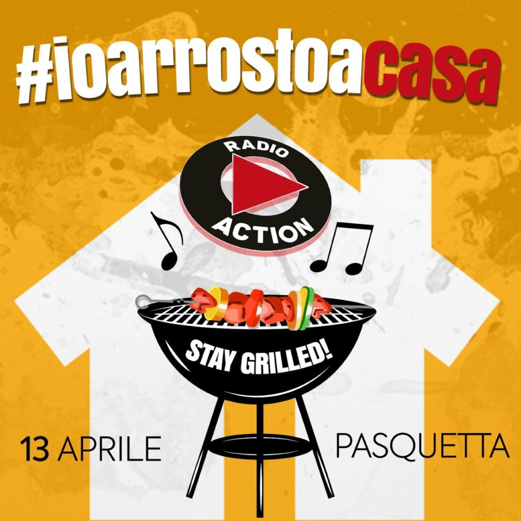 Radio Action #ioarrostoacasa
